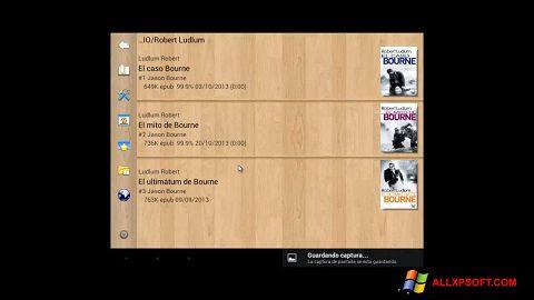 Petikan skrin Cool Reader untuk Windows XP